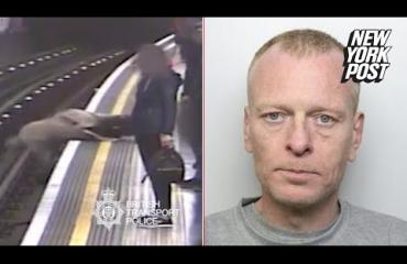 """Ihmisiä metroraiteille töninyt mies todettiin syylliseksi - uhri oli katsonut häntä """"hassusti""""!"""