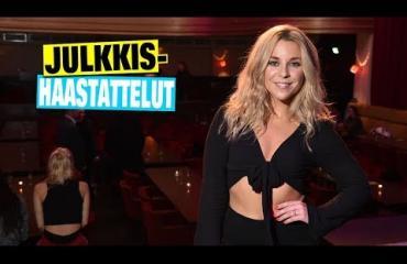 Krista Siegfrids aloittaa melkoisen show-rupeaman – tarkka yhdestä asiasta!