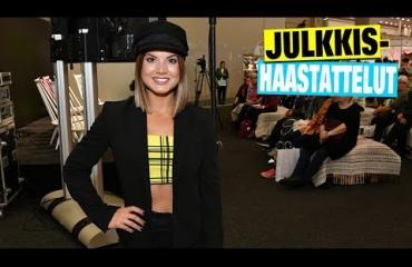 Janni Hussi avautuu Seiskalle suhteestaan Joel Harkimoon: Olen ihastunut ja onnellinen - katso video!