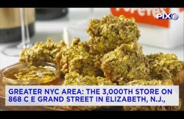 Oho! Pikaruokala myy kultaisia kanansiipiä - katso video!