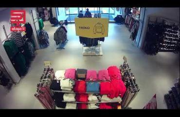 Turkkilaisesta kauppakeskuksesta varastettiin vaatteita - turvakameran materiaali löi vartijat ällikällä!