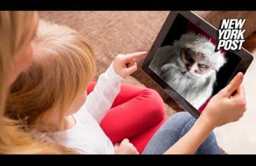 Vanhemmat kauhuissaan: omituinen joulupukkisovellus uhkaa tappaa lapset!