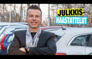 Antti Kurhinen perusti eroottisen taksipalvelun: Teen kaiken, mitä lain puitteissa voin!
