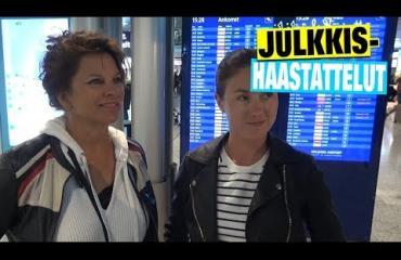 """Atlantin yli -purjehtijat palasivat kotiin – Satu Silvo piikitteli Laura Lepistöä touhuista laivalla: """"Te nukuitte myös…"""" – katso video!"""