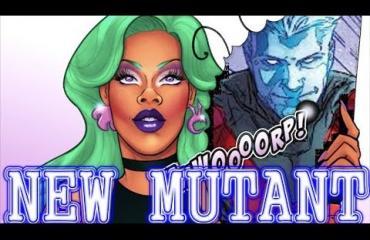 Joko olet tutustunut Marvelin ensimmäiseen drag-supersankariin? Katso video!