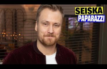 Kääk! Harvinaisen raisu video suosikkijuontaja Heikki Paasosesta: Metelöi kurittomasti Emma-jatkoilla aamuviideltä - katso!
