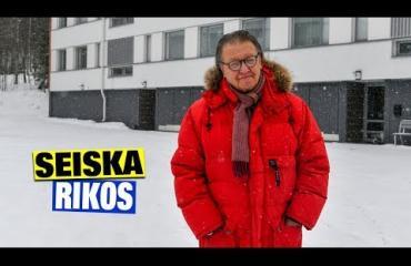 Suomen radiohistorian kuumottavin haastattelu! Lahtelainen radiolegenda muistelee suoraa lähetystä vuonna 1994: poliisien piirittämä Ilpo Larha lateli kovia vaatimuksia!