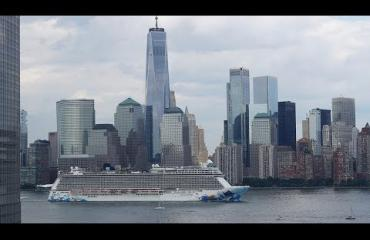 Onneksi et ollut tällä risteilyllä! Raju tuuli kallisti laivaa ja huonekalut lentelivät - useita loukkaantui!