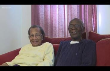 82 vuotta naimisissa ollut pari: Tämä on pitkän liiton salaisuus!