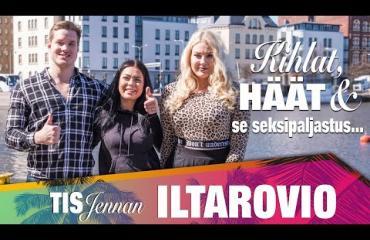 """TIS-Jennan Iltarovio jakso 10: Juuso katuu seksipaljastustaan Vilmasta - """"Olisi voinut jättää sanomatta!"""""""