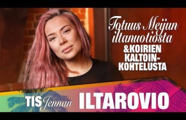 """TIS-Jennan Iltarovio jakso 8: Totuus kulisseista – pussailu Iiron kanssa ja Juhiksen raivarit: """"Meijun iltanuotiovideossa oli valhe!"""""""