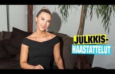 """Häikäisevä kaunotar! Tuleeko tamperelaisesta Sarista, 24, uusi Miss Suomi? Kertoo nyt raskaasta menetyksestään: """"Olin isin tyttö, hän on aina sydämessäni"""""""