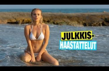 NHL-tähteen yhdistetty Miss Suomi -finalisti Katariina Juselius myöntää kesäsutinan – viihtyy kuitenkin sinkkuna: Tarvitsen talvipoikaystävän!