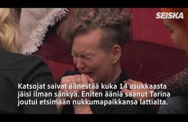 """BB-Millan ruotsin kielen taito järkyttää: """"Tjugo… tio"""""""