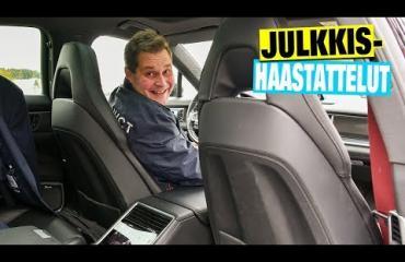"""Video: tällainen on Jethro Rostedtin 250 000 euron öky-Porsche – otti Seiskan toimittajan kyytiin ja laukoi suoran mielipiteensä poliisin kameratolpista: """"Viritettyjä ansoja"""""""
