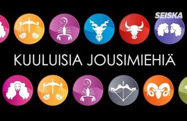 Nämä julkkikset ovat horoskoopissa jousimiehiä ( 23.11.-21.12.)