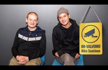 """BB-Valvomo: Niko Saarinen ja Kimmo puivat yhteistä historiaansa: """"Meillä oli salasuhde"""""""