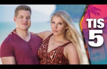 """Temptation Island Suomi -Vilma ja vauvan odotuksen onni: """"Vitsi me naiset ollaan upeita otuksia"""""""