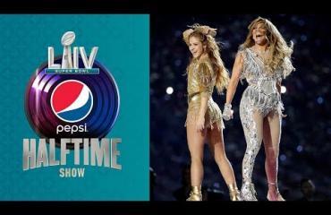 Superseksikäs show! Shakira ja Jennifer Lopezvillitsivät Super Bowlissa - katso!