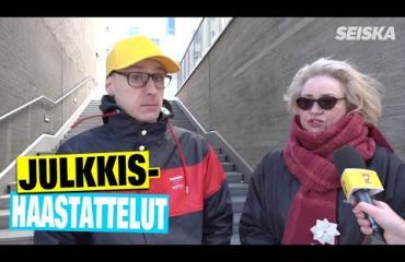 Kohupari Susanna Indrén ja Samuli-rakas avautuvat yhteenpaluusta ja tulevasta oikeudenkäynnistä – katso video!