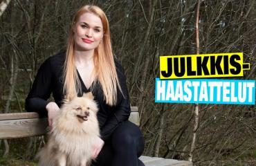 Näin kroppa pannaan kesäkuntoon! Tosi-tv-kaunotar Iida Ketola-Korppila jakaa treenivinkkinsä – video!