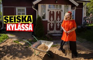 Ex-missi Virpi Miettinen remontoi keittiönsä kohukirjan tuotoilla – kuvat Seiskassa!