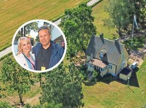 Antti Kaikkosen ja Satu Taiveahon koti on myynnissä.