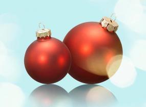 Joulukoristeet voivat tehdä sinusta onnellisemman.