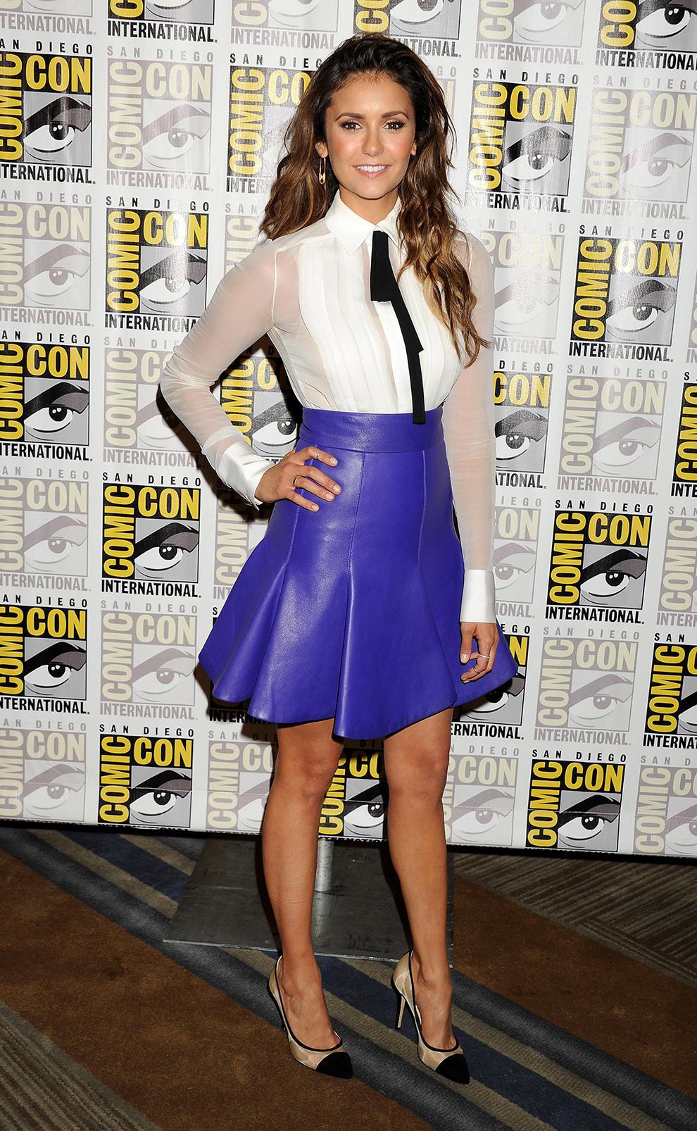 Jessica Alba Hosts Honest Beauty Makeovers at Target