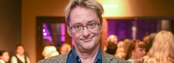 Mikael Jungner nähtiin yökerhossa.